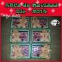 ATCs Navideños 2014