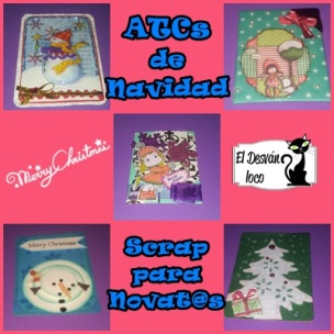 ATCs Navidad