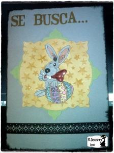Tarjeta Pascua