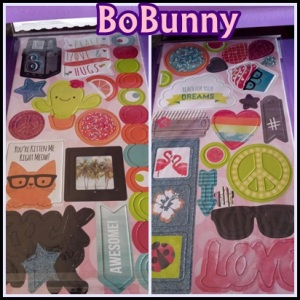 Chipboard BoBunny