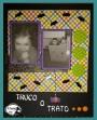"Reto Kimidori: Layout Polaroid ""Truco oTrato"""
