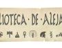 """Mi Grupo de Facebook """"Alejandria"""", para amantes de lalectura"""
